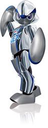 二足歩行ロボット「NEX BOY」