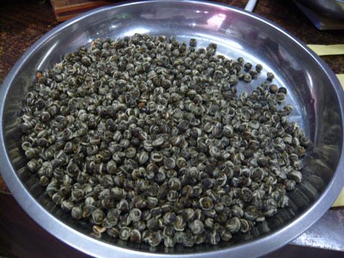 ジャスミン茶(茉莉花茶)