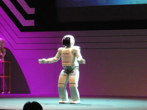 ROBO_JAPAN 2008 ASIMO