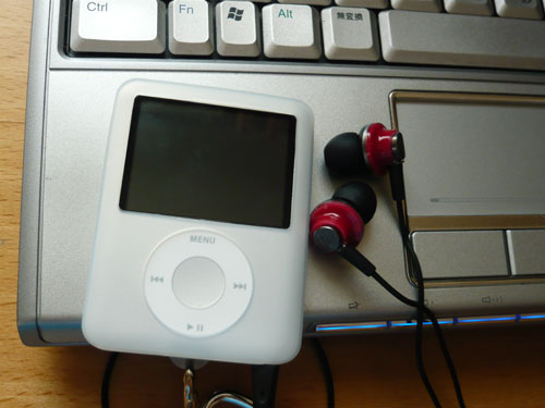 iPod nano を購入しました