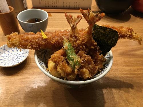 天丼(松)